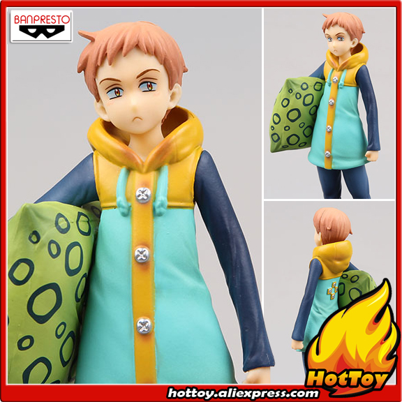 100% Original Banpresto DXF Collection Figure - King from