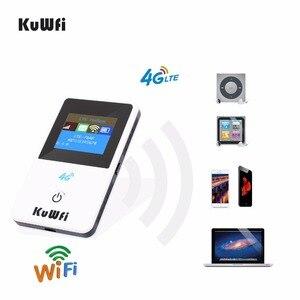 Image 3 - Unlocked 150 Mbps 4G Router Wifi 3G 4G Lte Wireless Mobile Hotspot แบบพกพารถ Wi   Fi Router จอแสดงผล LCD ซิมการ์ดสล็อต
