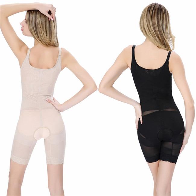 d11623176e Women Full Body Shaper Waist Corset Underbust Firm Tummy Control Bodysuit  Hot Shapewear