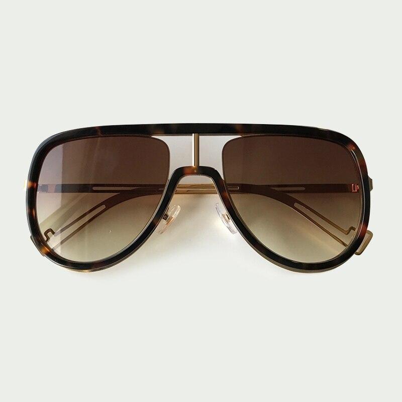 2019 Classic Simple Cat Eye Sunglasses Women Luxury Sun Glasses Classic Retro Big Frame Shades UV400 New