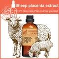 Compras libres 100% placenta de oveja puro extracto 100 ml hidratante antiarrugas reafirmante envejecimiento cuidado de la piel