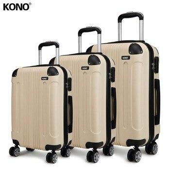 KONO Rolling Suitcase