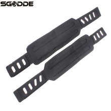 1 Pair Bicycle Cycling Pedal Straps Belts Fix Bands Tape Generic For Most Schwinn & More S