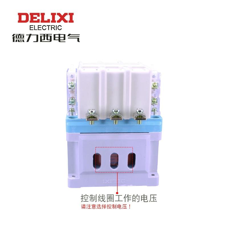 DELIXI AC Contactor CDC10-60 60A CJT1 CJ10 380V 220V CDC10DELIXI AC Contactor CDC10-60 60A CJT1 CJ10 380V 220V CDC10