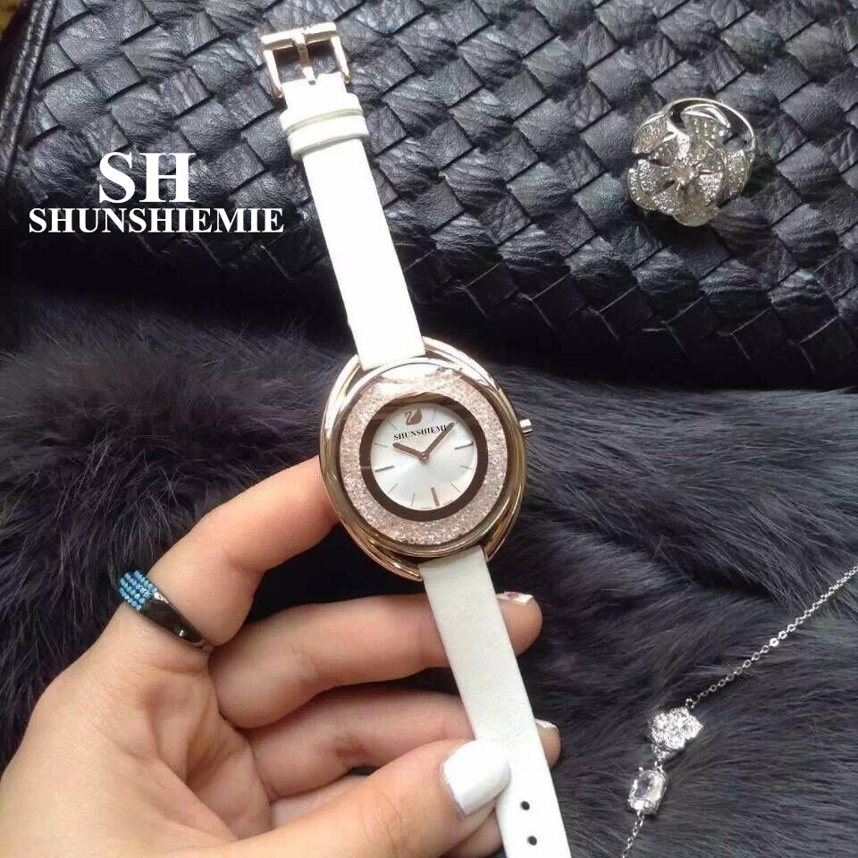 ladys font b Watches b font Top Brand Luxury Men Stainless Steel Wristwatches Business Quartz font