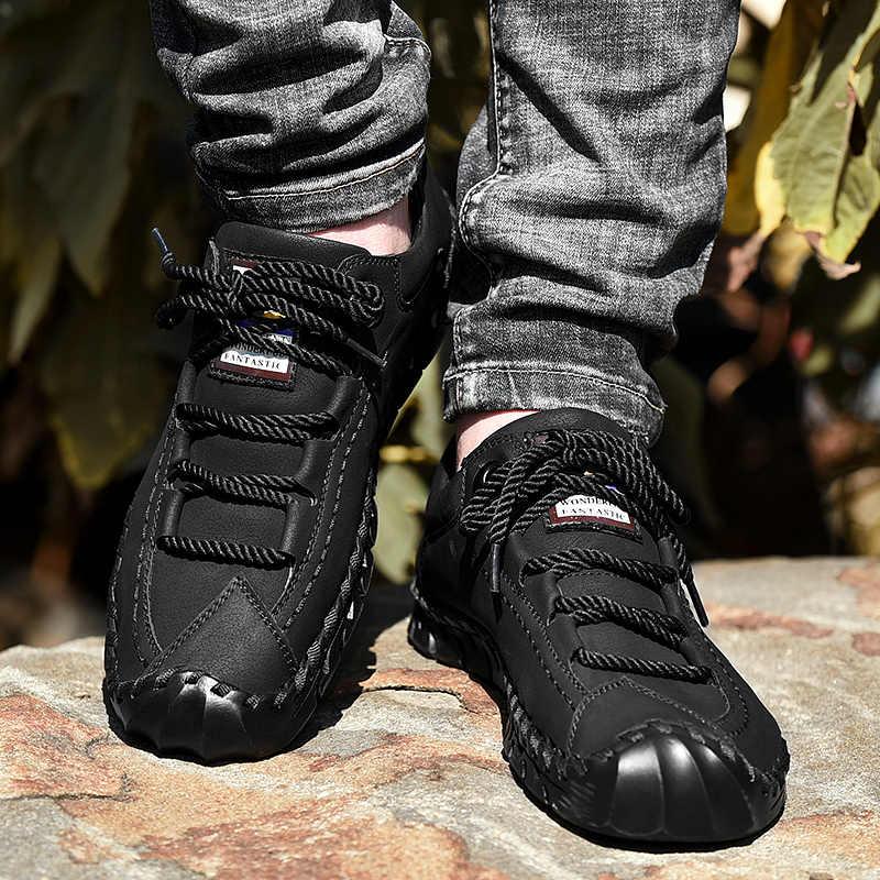 POLALI High Quality Sports Men Shoes