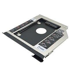 Alüminyum 2nd HDD Caddy 9.5mm SATA 3.0 2.5