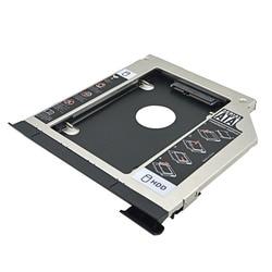Aluminium 2nd HDD Caddy 9.5 Mm SATA 3.0 2.5