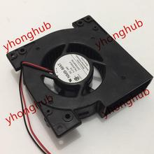 Free Shipping For NMB FAL6F24LH DC 24V 0.21A 2-wire 2-pin 110x110x28mm Server Blower fan nmb mat 5910pl 07w b75 l54 dc 48v 0 85a 170x150x25mm server square fan