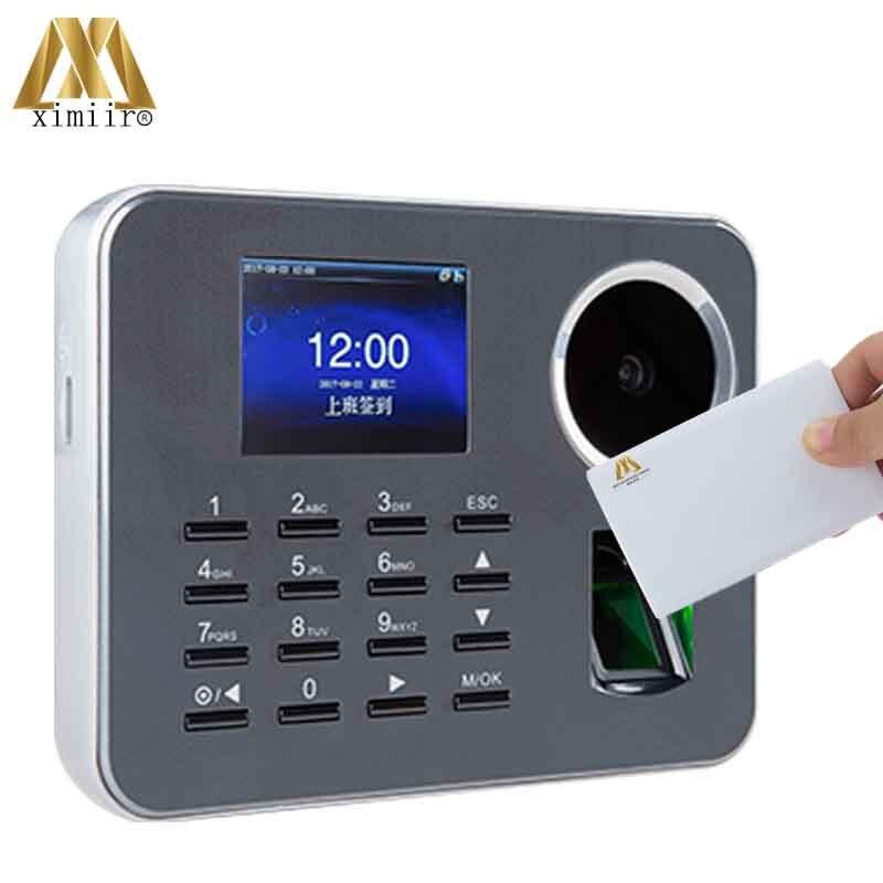 ZK iClock360 P Palm+ Fingerprint 13.56MHZ MF Card Recorder Time Attendance Device|Fingerprint Recognition Device| |  - title=