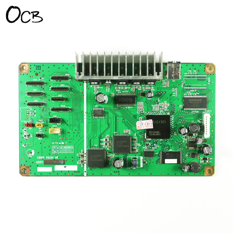 Original Mainboard Main Board For Epson Stylus Photo 1390 1400 Printer Formatter Board