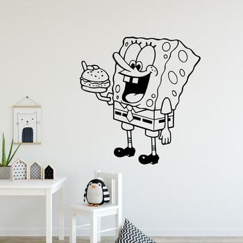 SpongeBob B&W