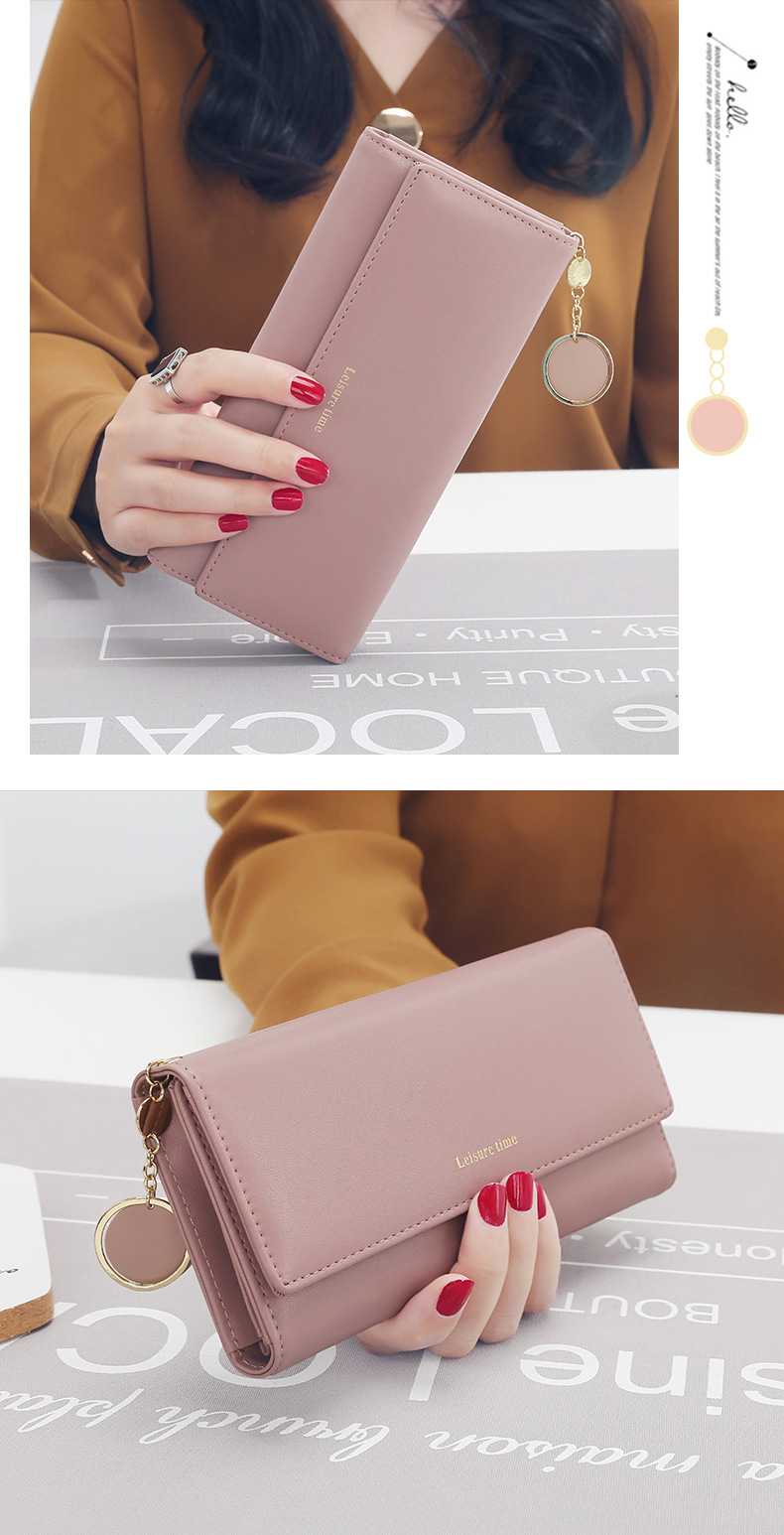 HTB14gkCXffsK1RjSszbq6AqBXXaO - New Fashion Women Wallets | Multi-functional