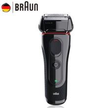 Braun Elektrikli Jilet 5030 s Şarj Edilebilir Elektrikli Tıraş Makinesi tıraş bıçağı Yüksek Kaliteli Tıraş Güvenlik Jilet Erkekler Için