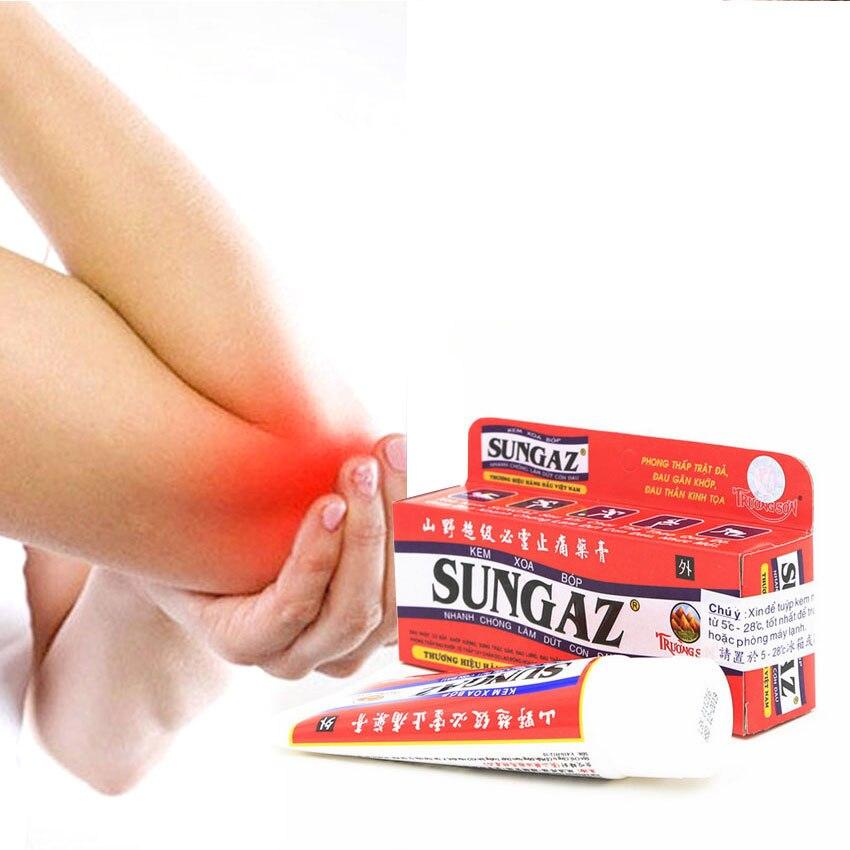 вьетнам sungaz массаж крем обезболивающее крем