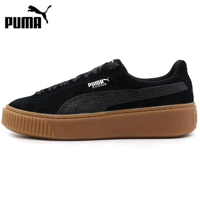 de523eb0e306 Original New Arrival 2018 PUMA Suede Platform Bubble Women s Skateboarding Shoes  Sneakers