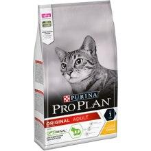 Сухой корм Purina Pro Plan для взрослых кошек от 1 года для поддержания здоровья почек, с курицей, Пакет, 1,5кг
