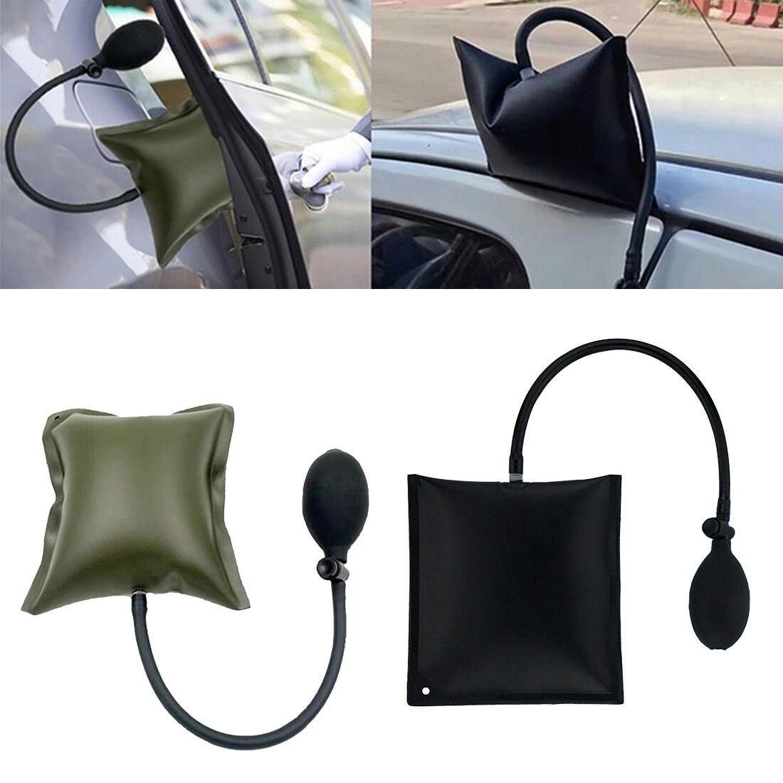 Adjustable Car Air Pump Auto Repair Tool Thickened Car Door Repair Air Cushion Emergency Open Unlock Tool Kit
