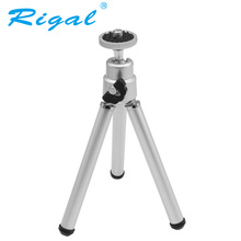Rigal Portable Projector Mini Table Tripod Two Section Adjustable Screw 6m Digital Camera Phone Stand Holder Mount Bracket