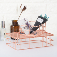 New Arrival Vintage Makeup Tool Kit Organiser Makeup Brushes