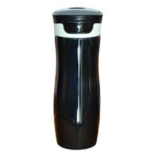500 ML Thermos Vakuum Flaschen Kreative Auto Becher Tasse Doppel Edelstahl Drink Thermische Kalt Isolierung Wasserflasche