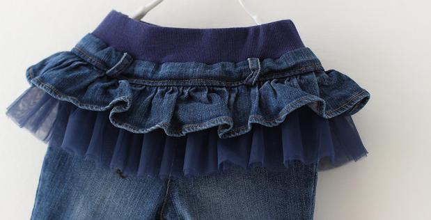 207d6b53b faldas jeans para ninas