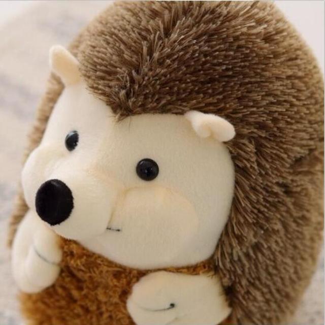 1 pcs 16cm&20cm Cute High Quality Plush Toy Doll Hedgehog Plush Toys Home Decoration Gift for Kids Girls Dolls Toys