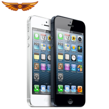 "Original Factory Unlocked Apple iPhone 5 Dual Core 8MP WCDMA 16GB/32G/64GB ROM 1GB RAM IOS 7 4.0""Smartphone Free Shipping"