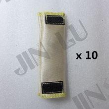 10pk tig перчатки для сварки пальцев теплозащитный чехол Защита