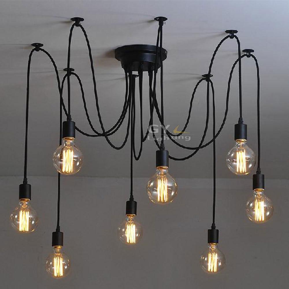 100 240V Novelty Art Deco Modern DIY ceiling lights