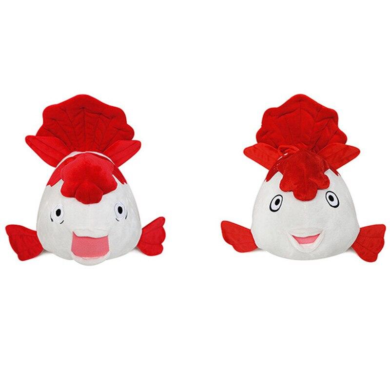 Hoozuki No Reitetsu Plush Toys Antirrhinum Majus Soft Stuffed Plush Doll Baby Toy Animal Cartoon Gift for Children Retail yoda plush 1pc 922cm star wars figure plush toy aliens yoda soft stuffed plush doll toy kawaii toy for baby