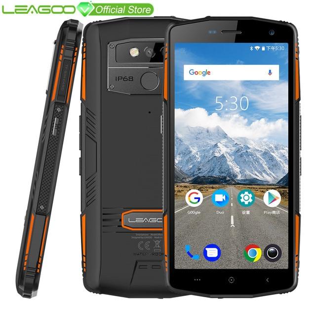 """LEAGOO XRover смартфон IP68 NFC Face Unlock 5,72 """"ips Восьмиядерный 6 GB 128 GB 13MP двойной камеры Quick Charge 5000 mAh 4G мобильный телефон"""