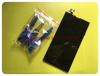 Wyieno 100% Tested AC55 Platinum Digitizer Panel Replacement For Archos 55 Platinum Touch + LCD Display Screen Assembly