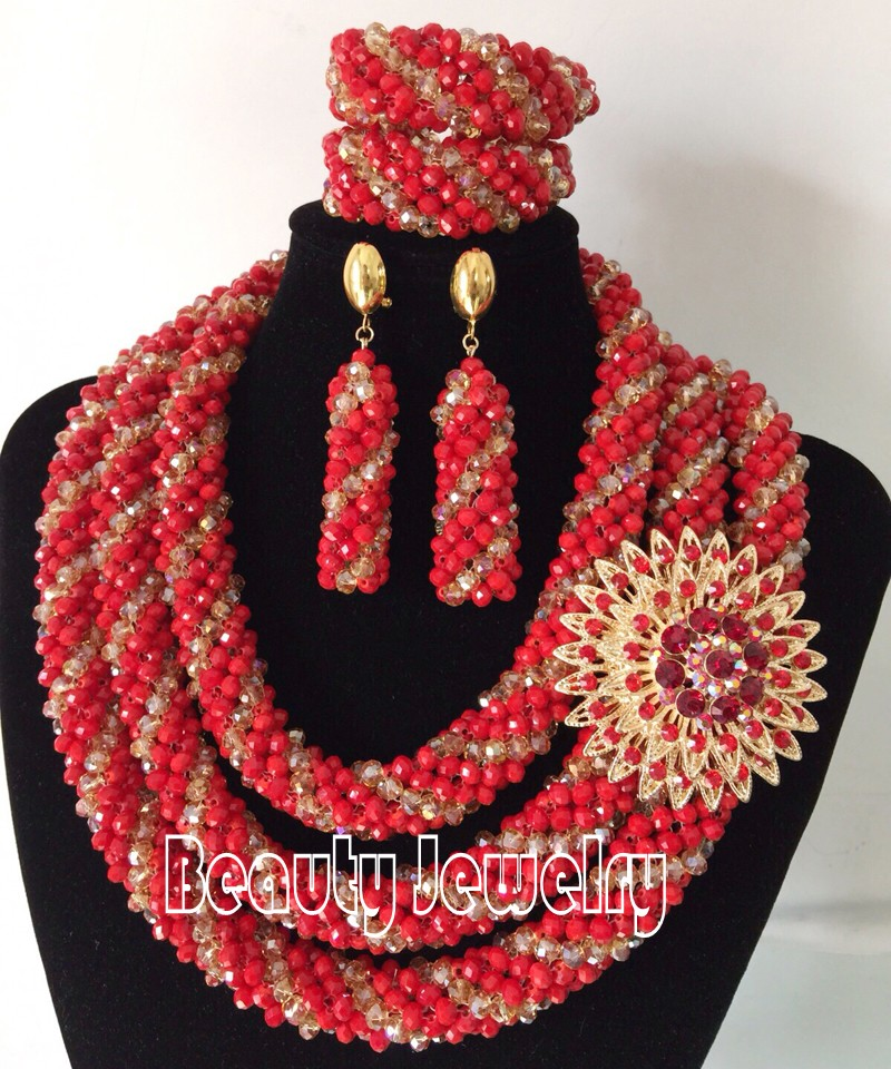 Famous 2016 Latest Bead Necklace In Nigeria Gallery - Jewelry ...