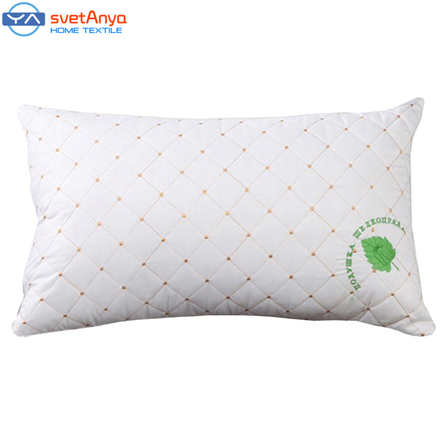 Svetanya Bed pillows health care cervical neck core Rectangle bedding pillow 48*74cm