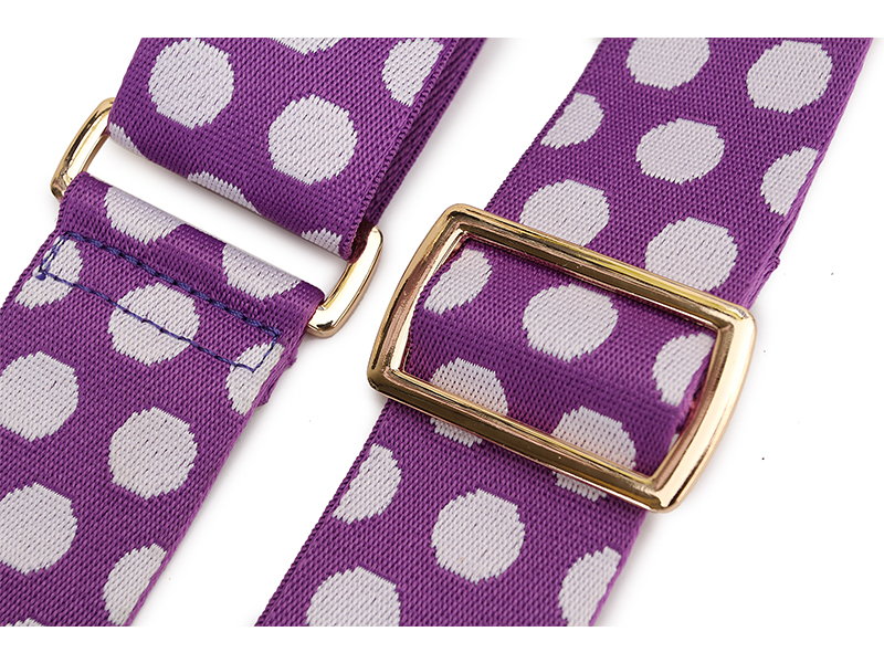Big Sale÷Bag-Accessories Handbag-Strap Canvas Women Fashion Belt White-Polka-Dot Candy-Color Vintage