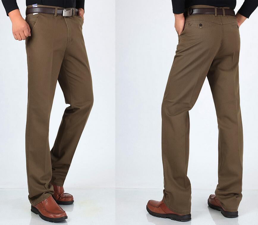 Στερεά Καλοκαιρινά παντελόνια άνδρες - Ανδρικός ρουχισμός - Φωτογραφία 4