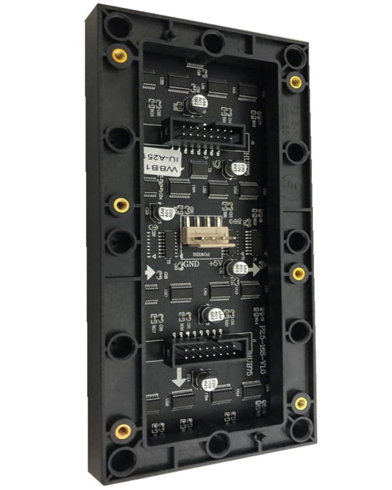 64*32 dots P2.5 coperta SMD2121 nero pacchetto lampada 160x80mm 16 S 1RGB HUB75 ha condotto il modulo matrix display a led del pannello della fabbrica di shenzhen64*32 dots P2.5 coperta SMD2121 nero pacchetto lampada 160x80mm 16 S 1RGB HUB75 ha condotto il modulo matrix display a led del pannello della fabbrica di shenzhen