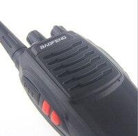 מכשיר הקשר 100% מקורי Baofeng BF-C1 מכשיר הקשר 16CH שני הדרך רדיו Woki טוקי UHF נייד משדר Ham Radio 5W פנס PMR (2)