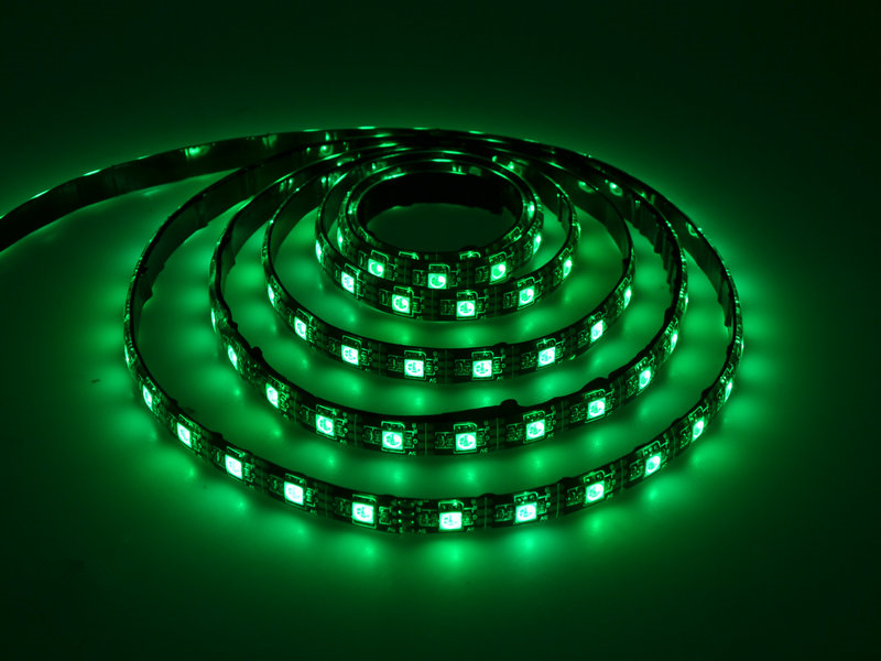 5V LED Strip Qara PCB nəzarətçi ilə 5050 RGB DC5V TV Fon İşıq - LED işıqlandırma - Fotoqrafiya 6