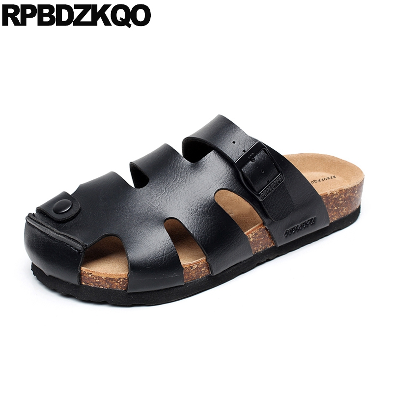 Slippers Size 45 Shoes Closed Toe Beach