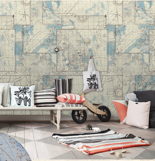 3d world map wallpapers nostalgic vintage personality wall paper tv 3d world map wallpapers nostalgic vintage personality wall paper tv background walls wallpaper rolls for bedroom gumiabroncs Image collections