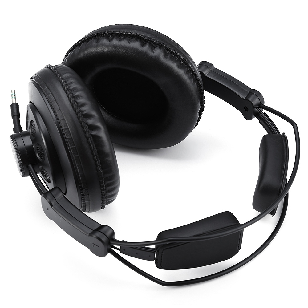 Superlux HD668B Wired Semi open Professional Studio Standard Dynamic Earphone HiFi Music Headband Noise Cancelling Heandset aliexpress com buy superlux hd668b wired semi open professional  at soozxer.org