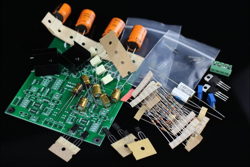 ZEROZONE HE01A Kit préamplificateur Hifi Base sur Marantz PM14A pré-ampli Circuit bricolage