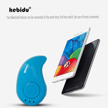 kebidu Universal Mini S530 Wireless Bluetooth Earphone Stereo Headset with MIC Handsfree for iPhone Samsung MI5 Fone De Ouvido(China)