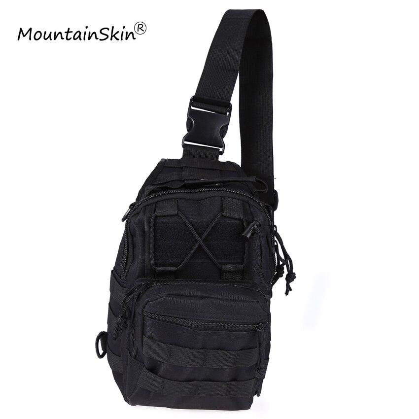 Mountainskin Hot Sale Men Women Flap Pocket Military  1