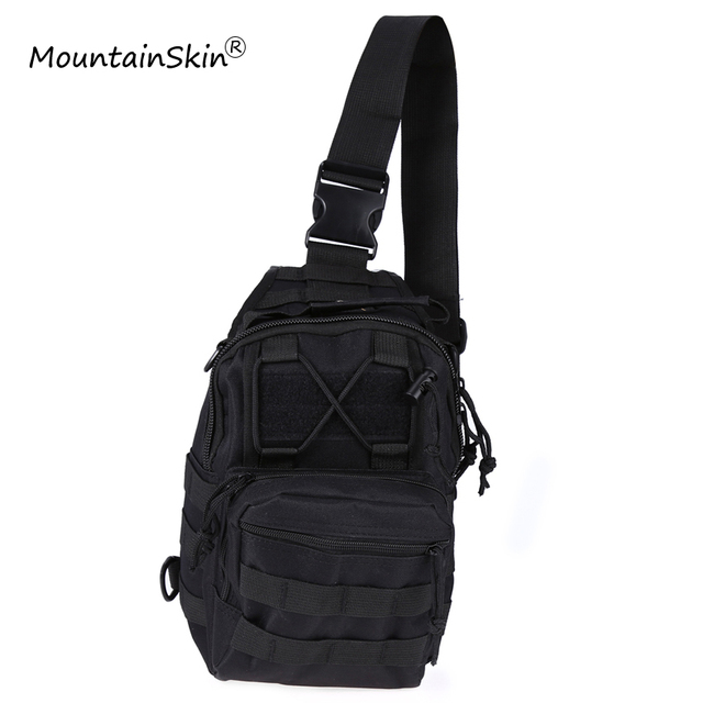 Mountainskin Hot Sale Men Women Flap Pocket Military  1