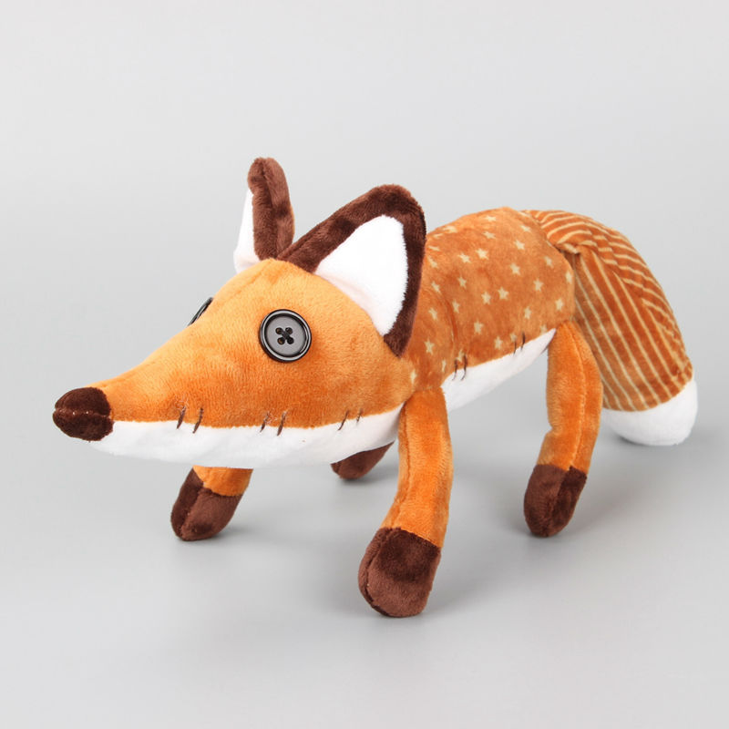 Animation Characters Other Animated Characters Other Animated Characters 1pc The Little Prince Fox Plush Toy Dolls 60cm Stuffed Animal Education Toys Collectibles Zsco Iq