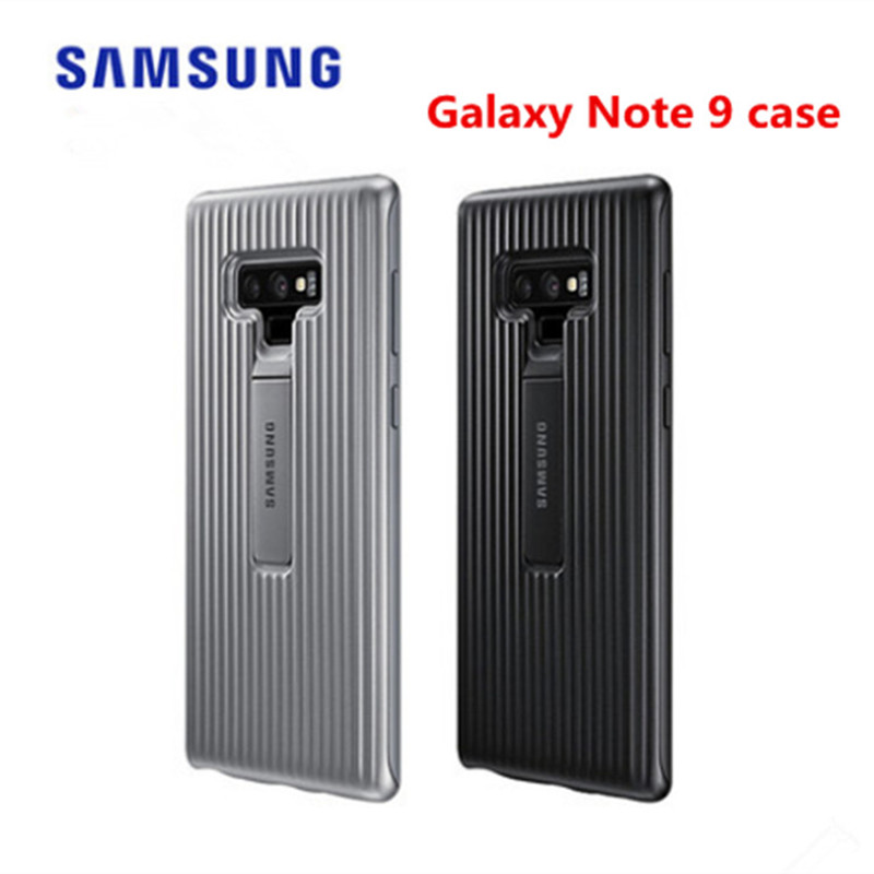 Original Samsung Galaxy Note 9 Back Case 360 Degree Full Protective Case Tough Stand Armor Phone Shell For Note9 With Logo