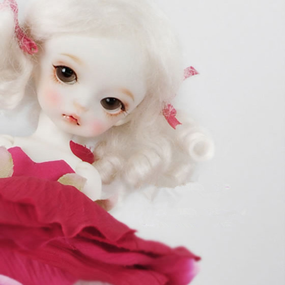 Bjd doll sd doll 1/8 baby girl soom imda1.7 Louie bjd cute girl doll